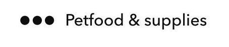 Logo Malanico Petfood & Supplies